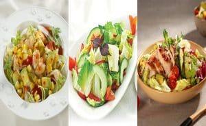 Ba món salad làm chị em văn phòng mê mệt, thanh nhiệt lại không lo tăng cân vùn vụt là đây!