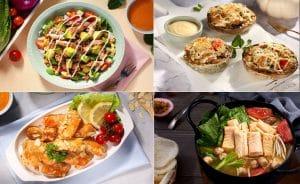 Bữa cơm dinh dưỡng dành riêng cho Ba sau ngày làm việc vất vả