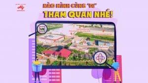 Du lịch đến nhà máy Ajinomoto Long Thành và trải nghiệm chân thực nhất với VR Tour bất chấp giãn cách cả nhà nhé!